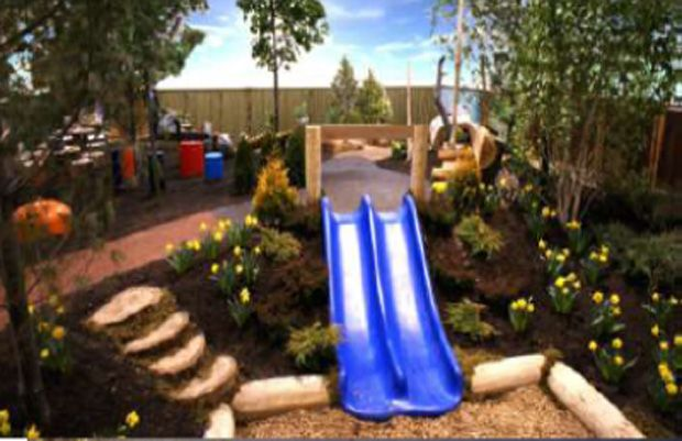 natural playgrounds | Natural Playgrounds offer young people more enticement