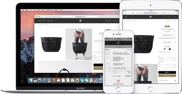 Apple Pay on the Web Starts Rolling Out Following iOS 10 Release - https://www.aivanet.com/2016/09/apple-pay-on-the-web-starts-rolling-out-following-ios-10-release/