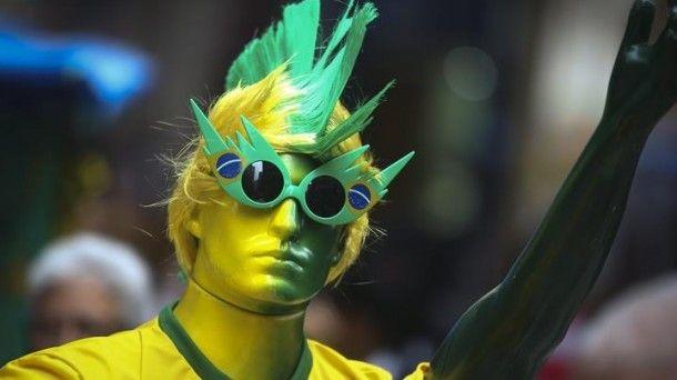 World Cup Brasil 2014: Río de Janeiro to recive almost 1 million tourist
