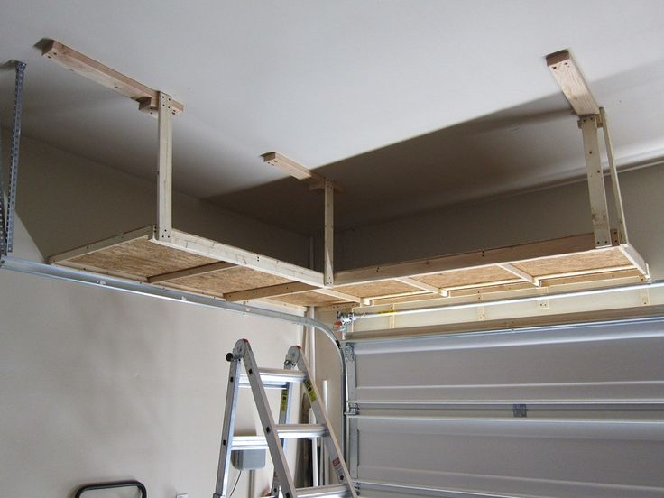Do It Yourself Garage Shelving Plans