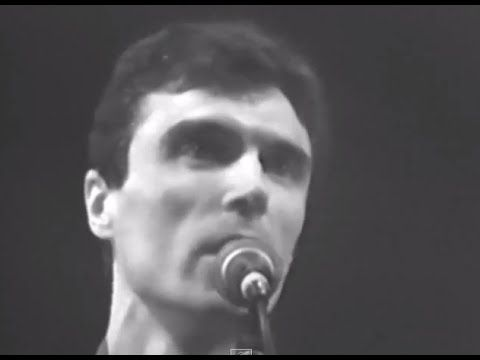 Talking Heads - Crosseyed And Painless - 11/4/1980 - Capitol Theatre (Of...