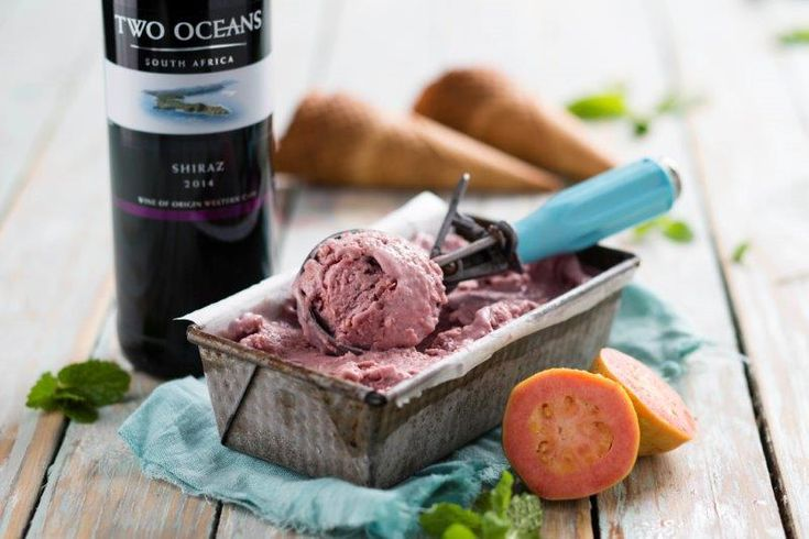 Sarah Graham's spiced guava and glühwein ice cream has a deliciously festive flavour, and is nice and cool for our warm weather. Plus it doesn't require any fancy baking machinery! Well, what are you waiting for?