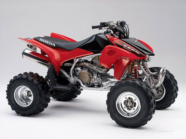 The sport ATV market may not be as big as it once was, but many sport ATVs, like the Honda TRX 450R, are fan favorites since they are still in production.