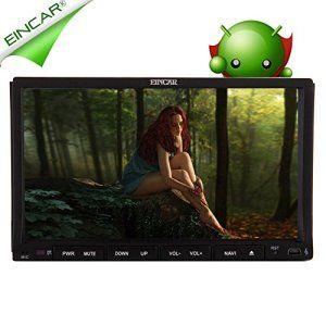 eincar Android 4.217,8cm GPS Navigation Voiture Pour Lecteur DVD de voiture universel PC GPS Bluetooth voiture avec écran tactile…