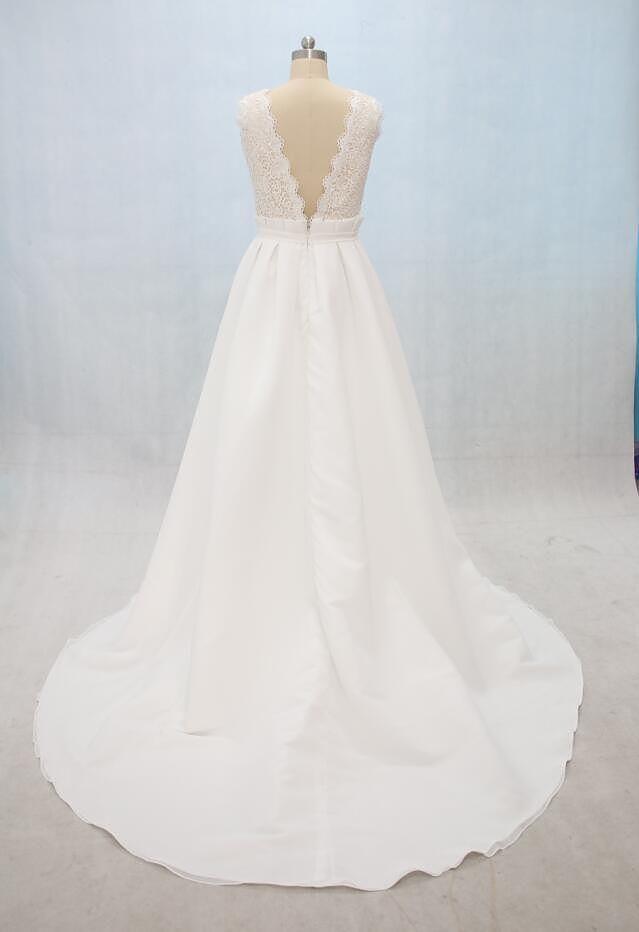 2d7626938f7d Billig brudklänning