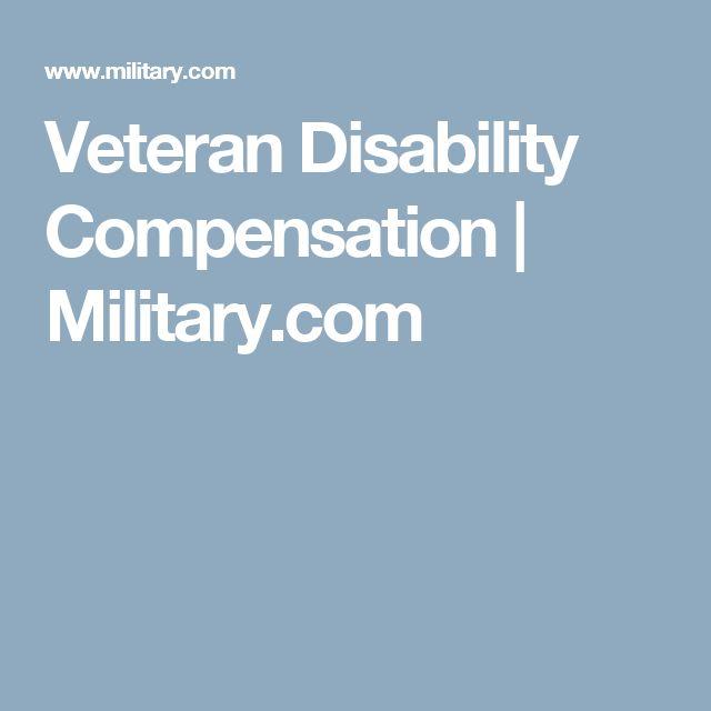 Veteran Disability Compensation | Military.com