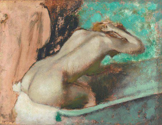 La prostitución se convirtió en un tema que todos los pintores retrataban. Toulouse Lautrec, van Gogh, Manet amaban retratar a esas mujeres.