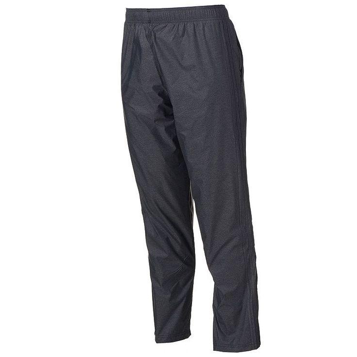 Big & Tall Adidas Woven Track Pants, Men's, Size: