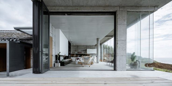 Gallery of Rural House Renovation in Zhoushan / Evolution Design - 2