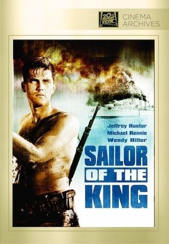 Sailor of the King [DVD] [1953]