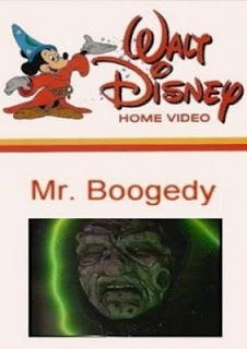 Mr. Boogedy. A Disney Halloween classic that I watched every year in my youth. LOVE IT!!