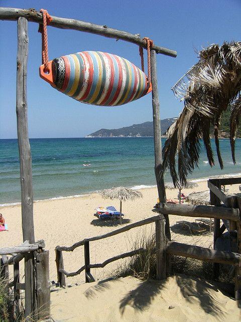 Mandraki Elias Beach. Skiathos island, Sporades, Greece. - Selected by…