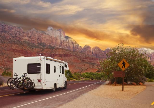 Our favorite spots to go RVing in winter have a warm and moderate climate. From the California desert to the Florida coast these are the best destinations for snowbirds.