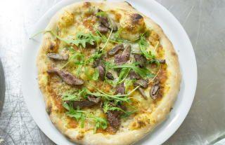 Rype pizza, Kåret til norges beste pizza.