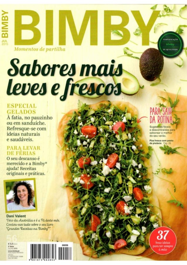 Revista Bimby Julho 2015