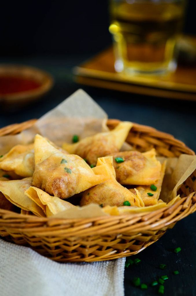 Crab rangoon     The big game is here once again and I'm sure you are looking forward to the crowning of the NFL champions in the Super Bowl. This game day is just synonymous with food, in fact in the US, after Thanksgiving this is the largest food consuming day. So why not look at some drooling recipes to make on the day. Here are top 25 Super Bowl party food recipes to make for Super Bowl 2016.  #Superbowl2016 #PartyFood #Whiskaffair