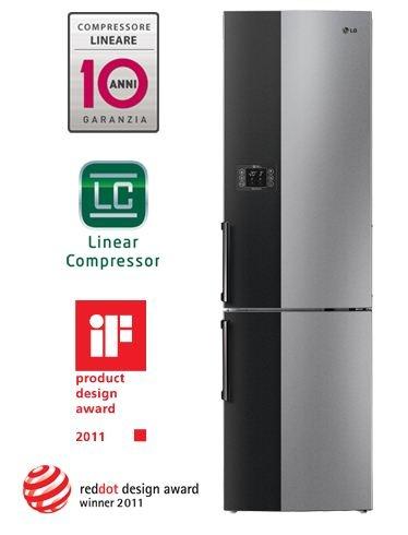 LG: il Frigorifero combinato GB7143A2SF
