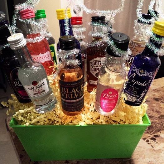 Mini Alcohol Bouquet great gift for special occasions