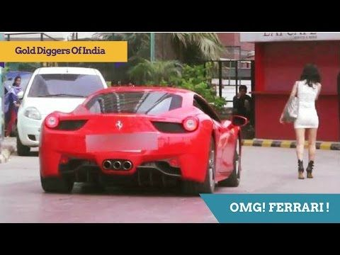 Gold Digger Prank with Ferrari Italia 458   First Time In India 2016   Pranks In India - http://positivelifemagazine.com/gold-digger-prank-with-ferrari-italia-458-first-time-in-india-2016-pranks-in-india/ http://img.youtube.com/vi/5qGxucDQ6Ug/0.jpg  Hey Guys! Presenting for the first time in India, Gold Digger Prank with a Ferrari 458 Italia. I'm from New Delhi, India. India has some real gold diggers and just … Click to Surprise me! ***Get your free domain and