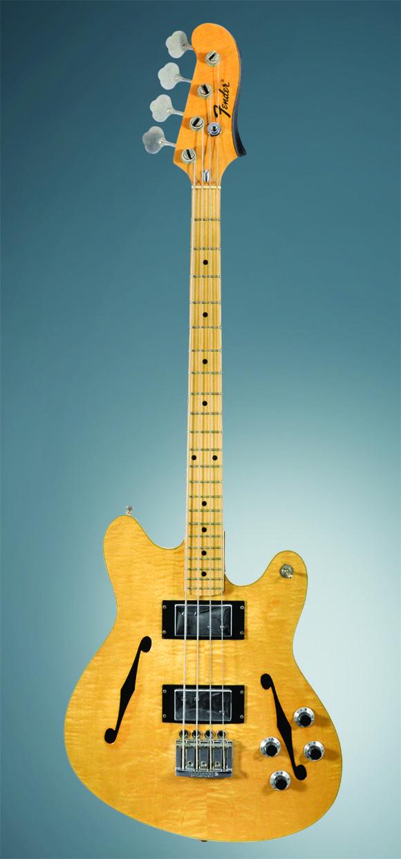 1976 Fender Starcaster Bass
