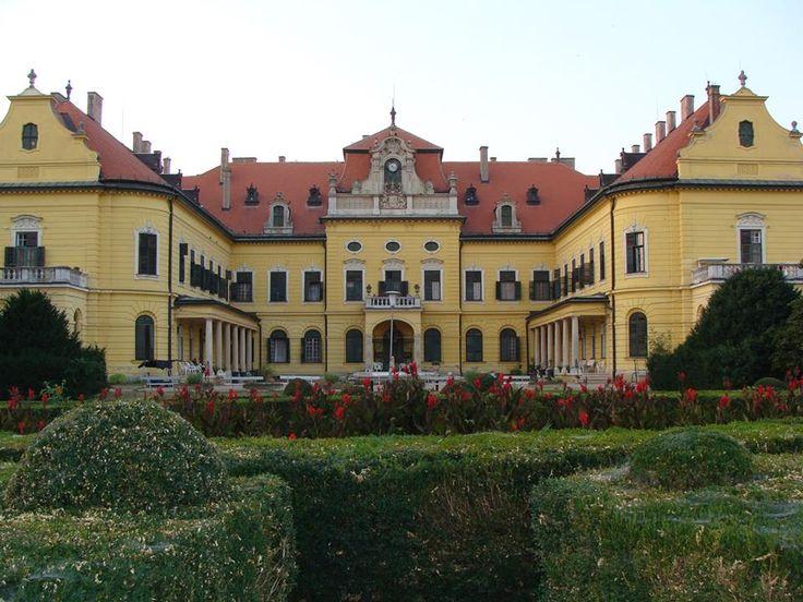 Nagymágocs, Károlyi-kastély/ Károlyi's Palace (Csongrád, Southern Great Plain)