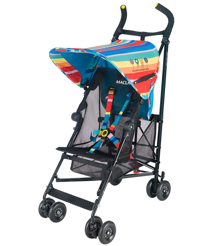 Maclaren Volo Pushchair - Dylans Candy Bar - Limited Edition