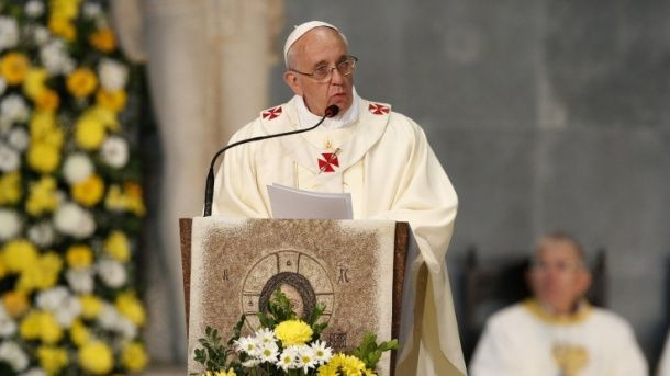 Homily of Pope Francis @ Mass with Bishops, Priests, Religious & Sems @ Cathedral of St. Sebastian of Rio, July 27, 2013
