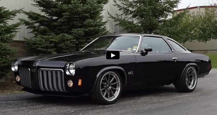 Awesome 900hp Custom Built 1973 Oldsmobile 442