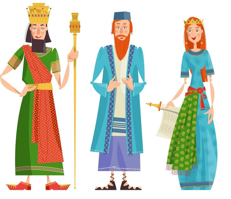 Quiz: Which Purim Character Are You?.
