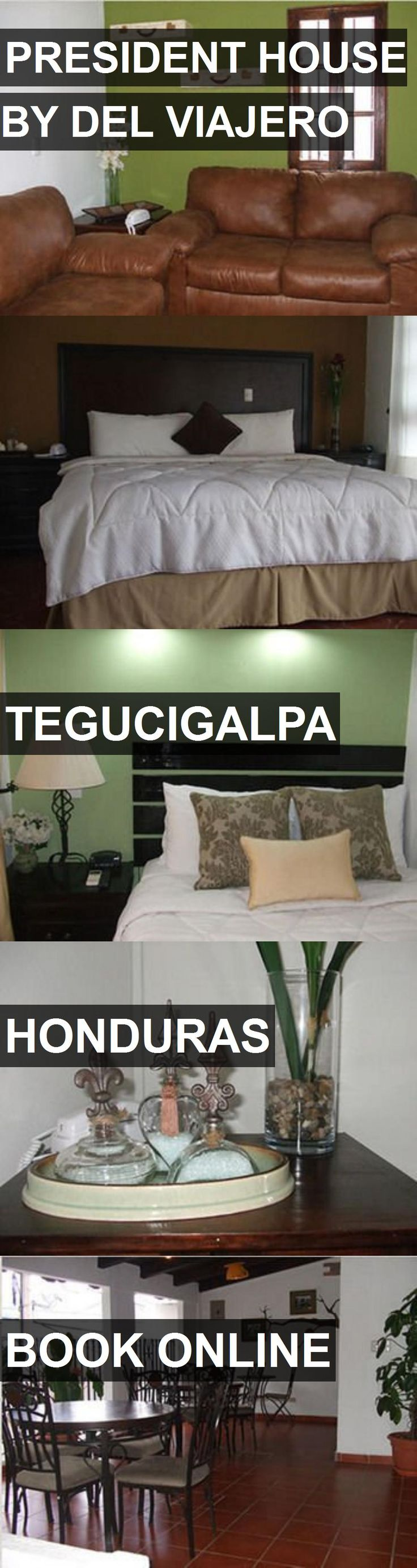 Hotel PRESIDENT HOUSE BY DEL VIAJERO in Tegucigalpa, Honduras. For more information, photos, reviews and best prices please follow the link. #Honduras #Tegucigalpa #PRESIDENTHOUSEBYDELVIAJERO #hotel #travel #vacation