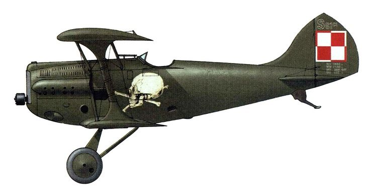 The Blériot SPAD S.510 was the last French biplane fighter to be produced.