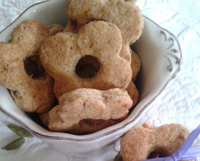 biscotti al cardamomo vegan