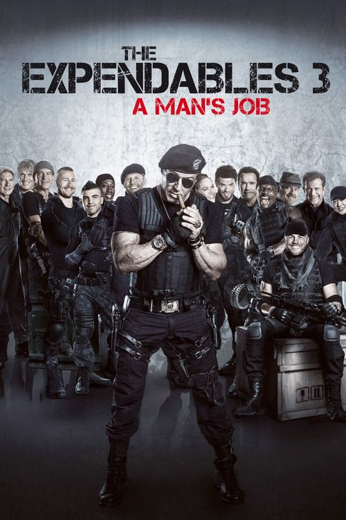 The Expendables 3 【 FuII • Movie • Streaming