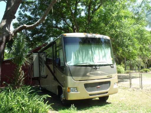 Check out this 2010 Winnebago VISTA LX 35F listing in Lithia, FL 33547 on RVtrader.com. It is a Class A and is for sale at $54000.