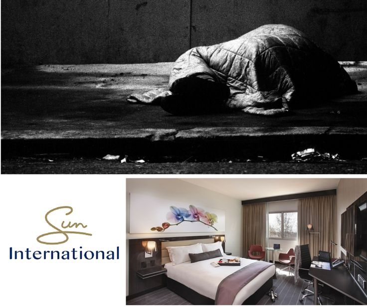 Where would you choose to sleep? On the night of 18 June, Sun International's CEO Graeme Stephens will stand in solidarity with South Africa's business leaders, and spend the night on Sandton's streets to raise money for Girls & Boys Town in the CEO SleepOut. #RisetotheChallenge