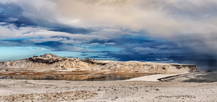 The Space - part of big panorama by PatiMakowska