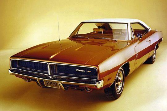 La Dodge Challenger a soulevé la poussière dans nombre de road movies. | Chrysler