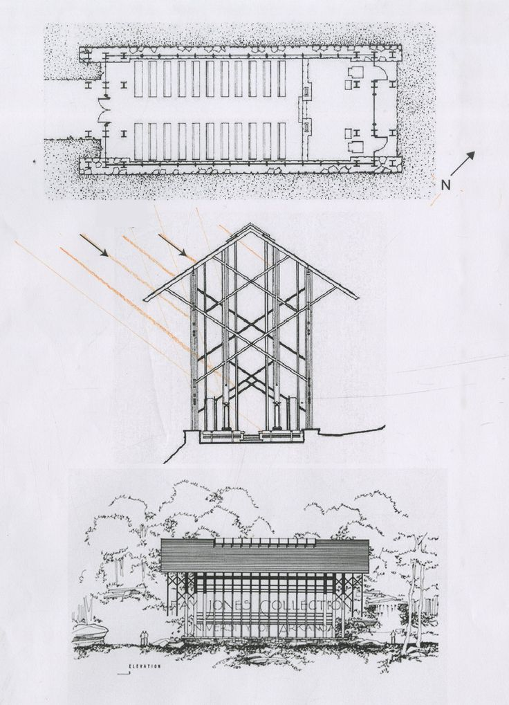 Thorncrown chapel by e fay jones eureka springs for E fay jones architecture
