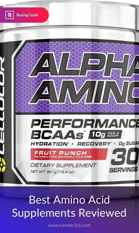 Best Amino Acid Supplements Reviewed