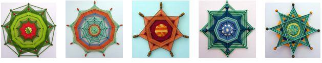 Mandala es una palabra que proviene del sánscrito y significa círculo, centro, rueda… Actualmente mandala se define como un instrumento de creatividad, concentración, meditación, contemplación, relajación y anación: Expresión de la creatividad: hacer mandalas es la plasmación de nuestra creatividad, revelando imágenes de la organización interior de la persona consciente e inconsciente. Con todo este trabajo se eleva la autoestima de quien lo realiza.