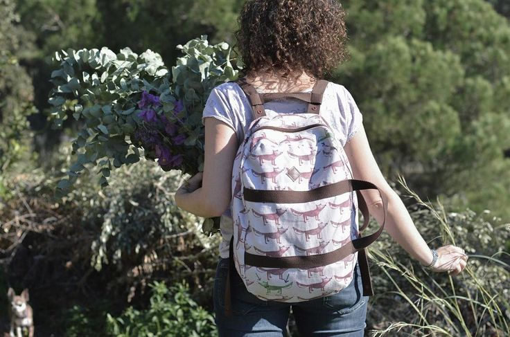 LETROUP BAGS made in sunny Barcelona www.letroup.com more info letroupinfo@gmail.com ⛰🌸☀️