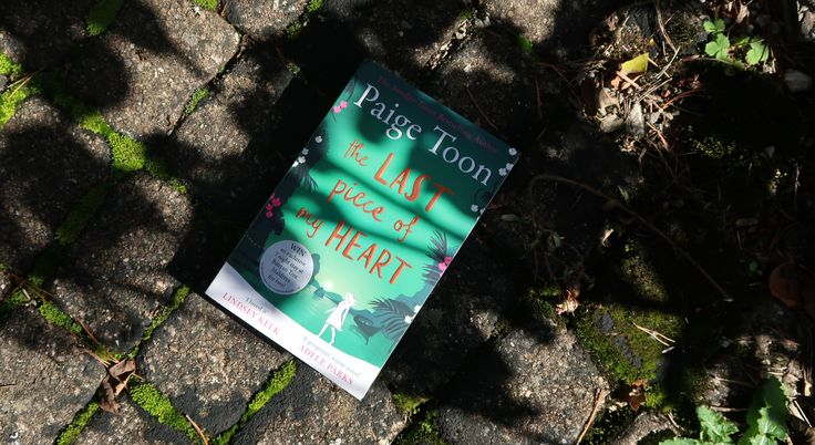 Book Review: The Last Piece of my Heart by Paige Toon