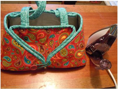 Let's Get Organized: Week 26 - Classroom Carrying Cases, Totes and other Accessories - TheQuiltShow.com