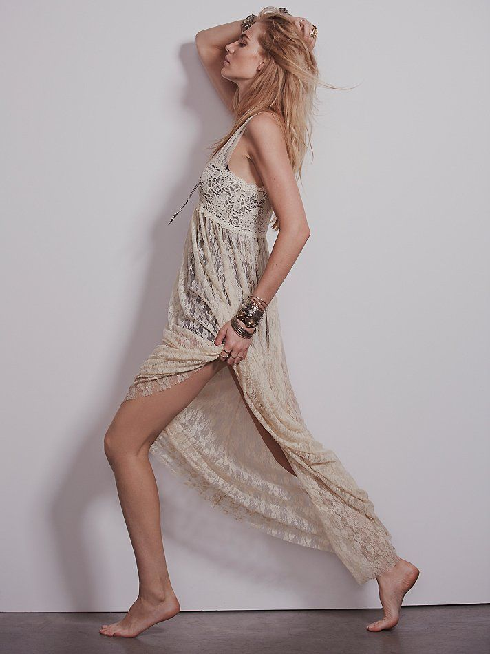 Free People Romance in the Air Maxi, $88.00