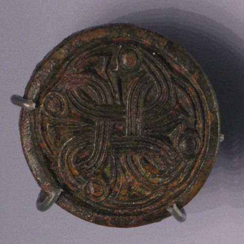 Viking Disc Brooch by Thorskegga on Flickr. Via Flickr: From the collection at the Ashmoleum Museum in Oxford.