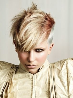womens mohawk haircuts 1000 ideas about mohawk hair on mohawks hair 5218