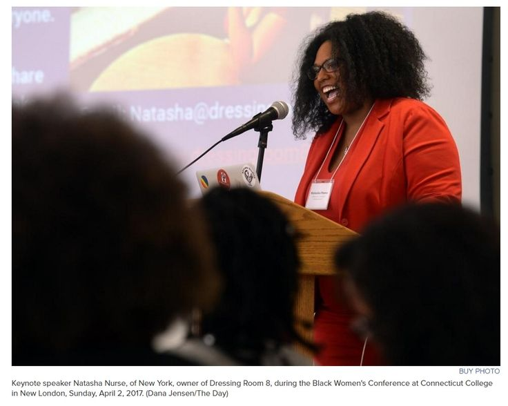 The Black Women's Conference at Connecticut College was unforgettable! Did you see feature by @thedayct?  http://www.theday.com/local/20170402/conn-college-students-recreate-1969-black-womens-conference  #blackwomen #power #womenmakehistory