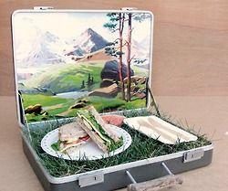 Portable Personal Picnic Park
