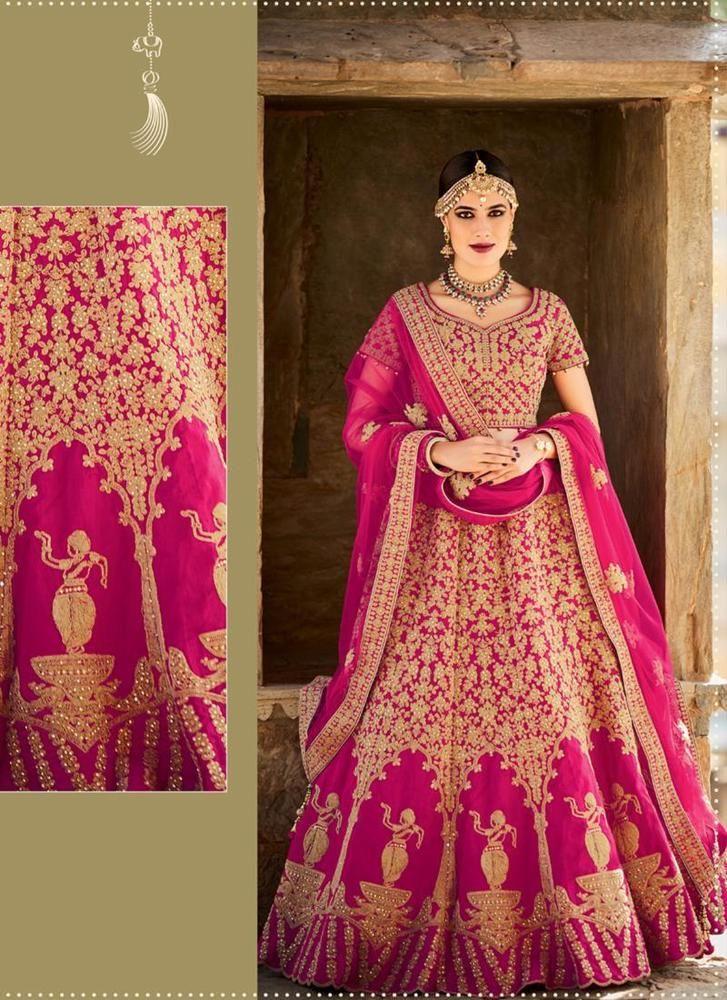 Bridal Indian Wedding Lehenga Traditional Bollywood Pakistani Choli Ethnic wear #TanishiFashion