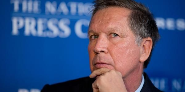 How do you feel about John Kasich taking money from George Soros?